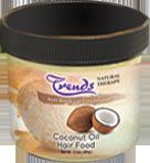 Coconut Oil Hair Food